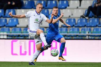 Fotbalisté Mladé Boleslavi v lize letos nedali ještě gól. Mladá Boleslav - Slovácko 0:0