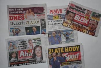 Kdo měl v českých novinách více fotografií Jiří Prskavec nebo Lukáš Krpálek?
