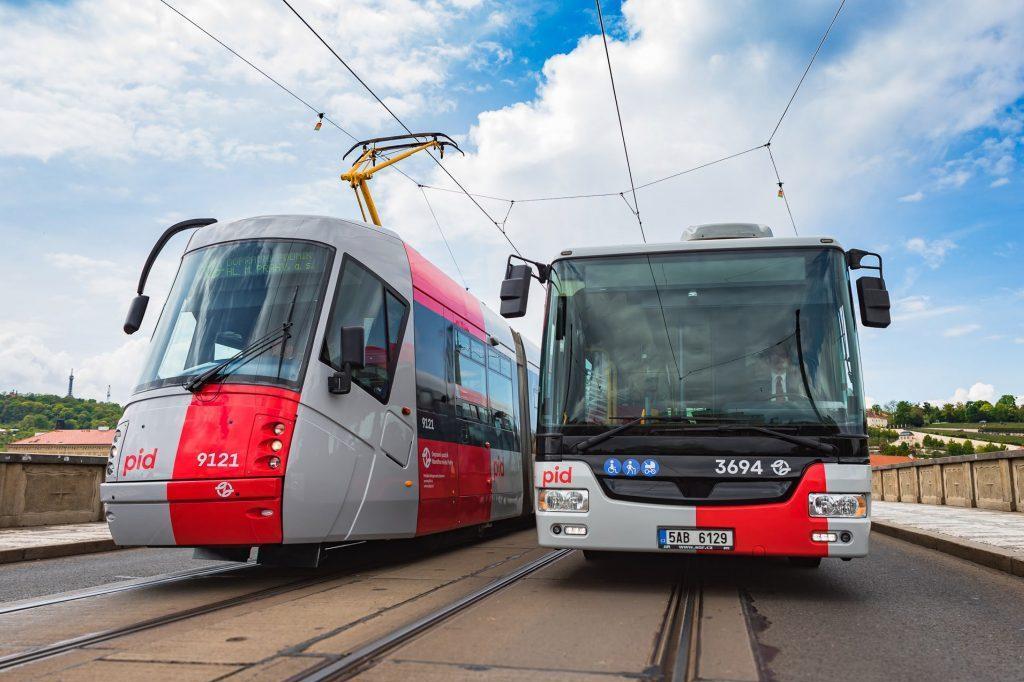Kraj a Praha sjednotí vizuální podobu integrované dopravy